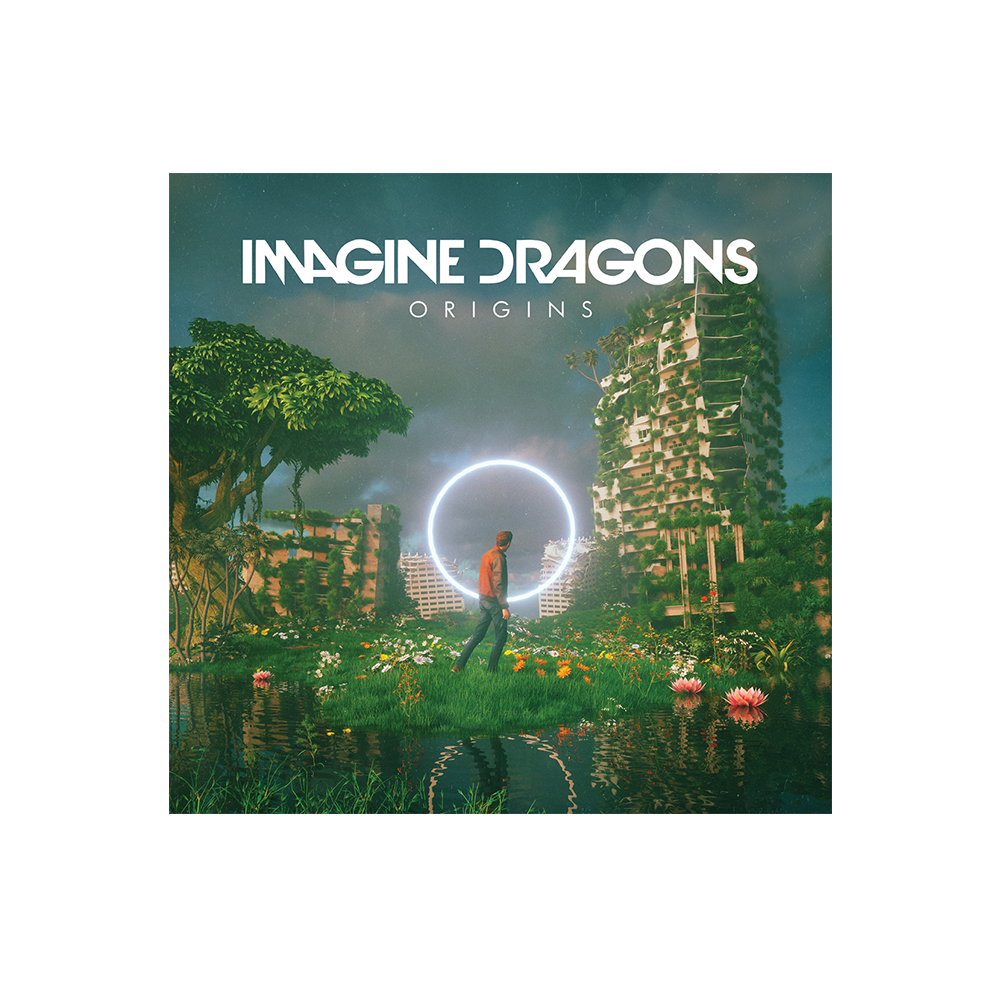 Origins Album Litho Deluxe Digital Album Imagine