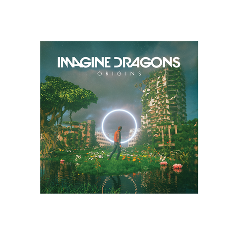 Origins Album Litho + Deluxe Digital Album