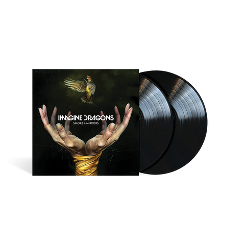 'Smoke + Mirrors' 2LP
