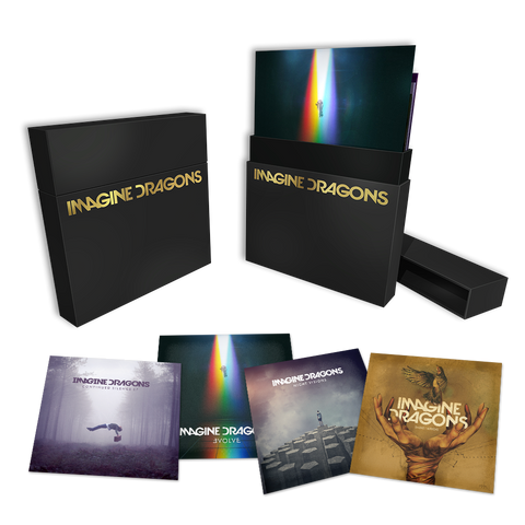 Imagine Dragons Limited Edition Vinyl Box Set