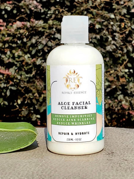 Aloe Facial Cleanser