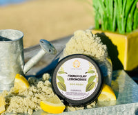 French Clay  Lemongrass Body Polish