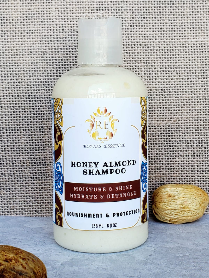 Honey Almond Shampoo