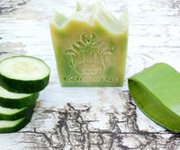 Aloe + Cucumber Beauty Bar