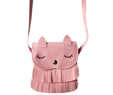 Load image into Gallery viewer, Kids Cat Purse