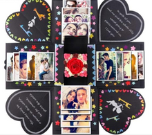 Load image into Gallery viewer, DIY Surprise Love Explosion Gift Box
