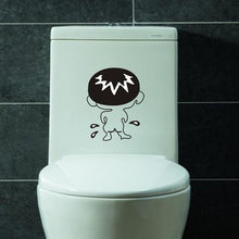 Load image into Gallery viewer, Bathroom Wall Stickers - Every Day Itemz