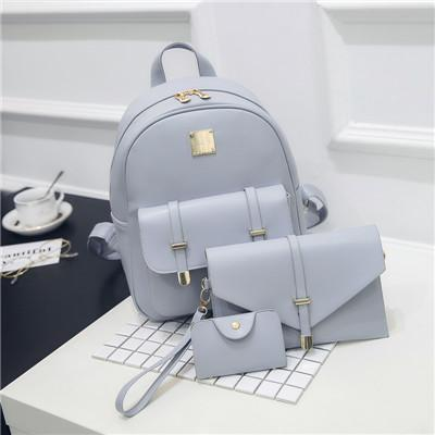 3 Pice/Set Small Women Backpacks - Every Day Itemz