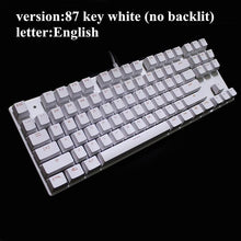Load image into Gallery viewer, Mechanical Keyboard With Back light For Gaming - Every Day Itemz