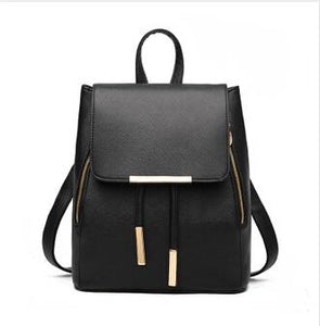 leather School Backpack - Every Day Itemz