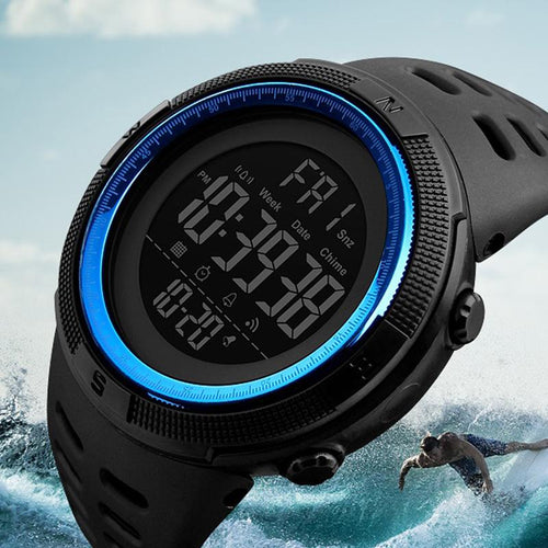 Mens Sports Watch - Every Day Itemz