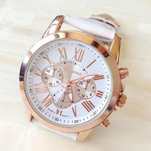 Load image into Gallery viewer, Roman Numerals Quartz  Women Watches - Every Day Itemz