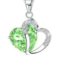 Load image into Gallery viewer, heart pendant necklace - Every Day Itemz