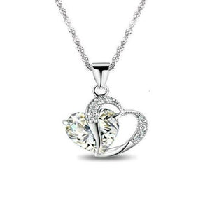 heart pendant necklace - Every Day Itemz