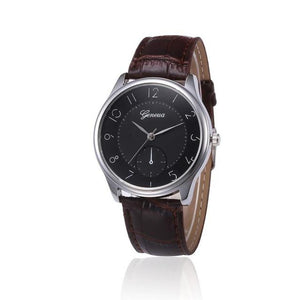 Mens Business Style Geneva Watch - Every Day Itemz
