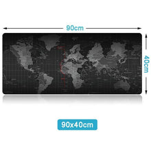 Load image into Gallery viewer, World Map Mouse Pad - Every Day Itemz