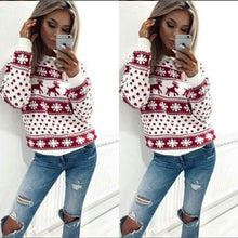 Load image into Gallery viewer, Christmas Winter Sweater - Every Day Itemz