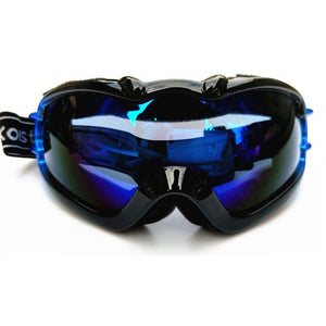 snow mirrored snowboarding  goggles - Every Day Itemz