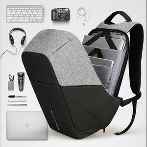 Multifunction USB charging Men 15inch Laptop Backpacks - Every Day Itemz