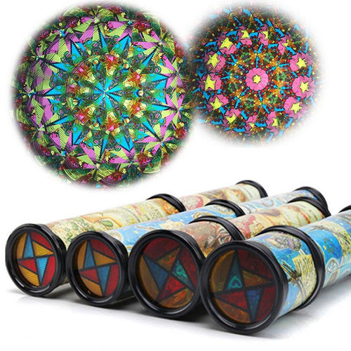 Kaleidoscope Colorful Toy For Kids Children - Every Day Itemz