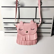 Load image into Gallery viewer, Kids Cat Purse - Every Day Itemz