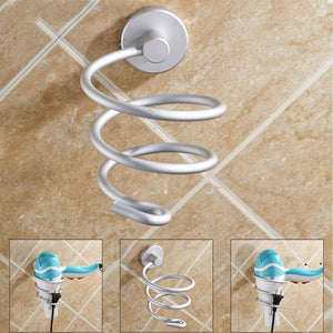 Aluminum Hairdryer Holder - Every Day Itemz
