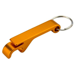 Keychain 4 in 1 Pocket Aluminum Beer Bottle Opener - Every Day Itemz
