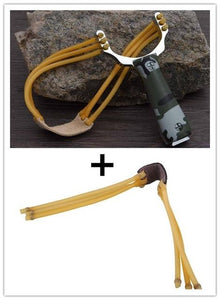 Powerful Aluminium Alloy Slingshot - Every Day Itemz
