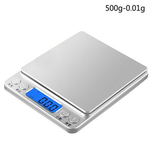 Digital Scales for Kitchen Use - Every Day Itemz