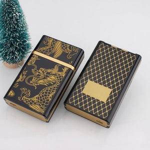 Electronic lighter Cigarette Case - Every Day Itemz