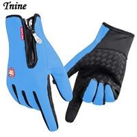 Waterproof Winter Warm Gloves With Touch Screen Capabilities - Every Day Itemz