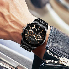 Load image into Gallery viewer, Waterproof Chronograph Sport Watch For Men - Every Day Itemz