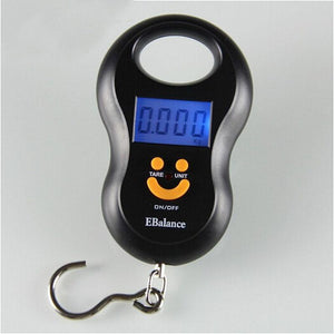 Electronic Pocket  Weight Hook Scales - Every Day Itemz