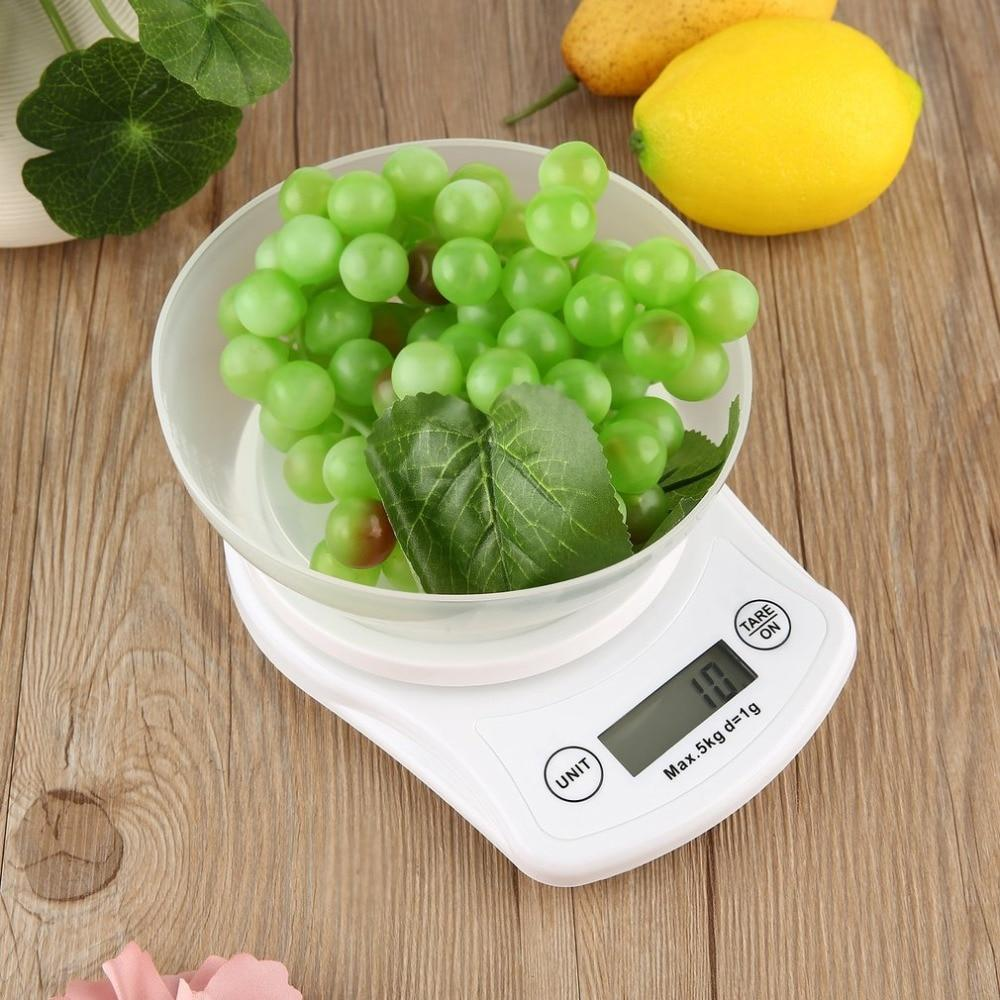 Electronic Digital Scale For Food - Every Day Itemz