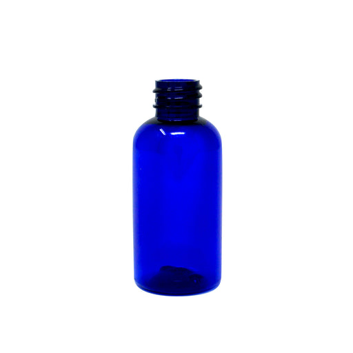 bottle boston round 2oz cobalt 20 410