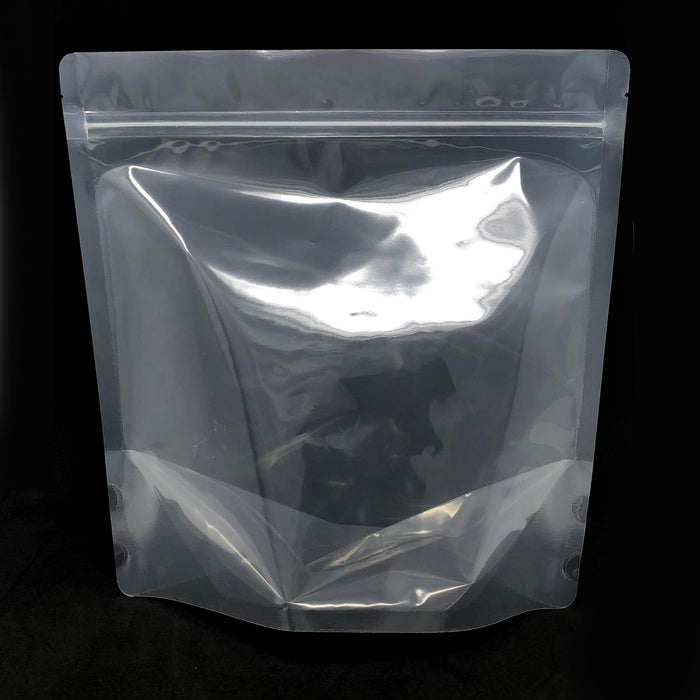 Stand Up ZipSeal Bags, Size F Wide