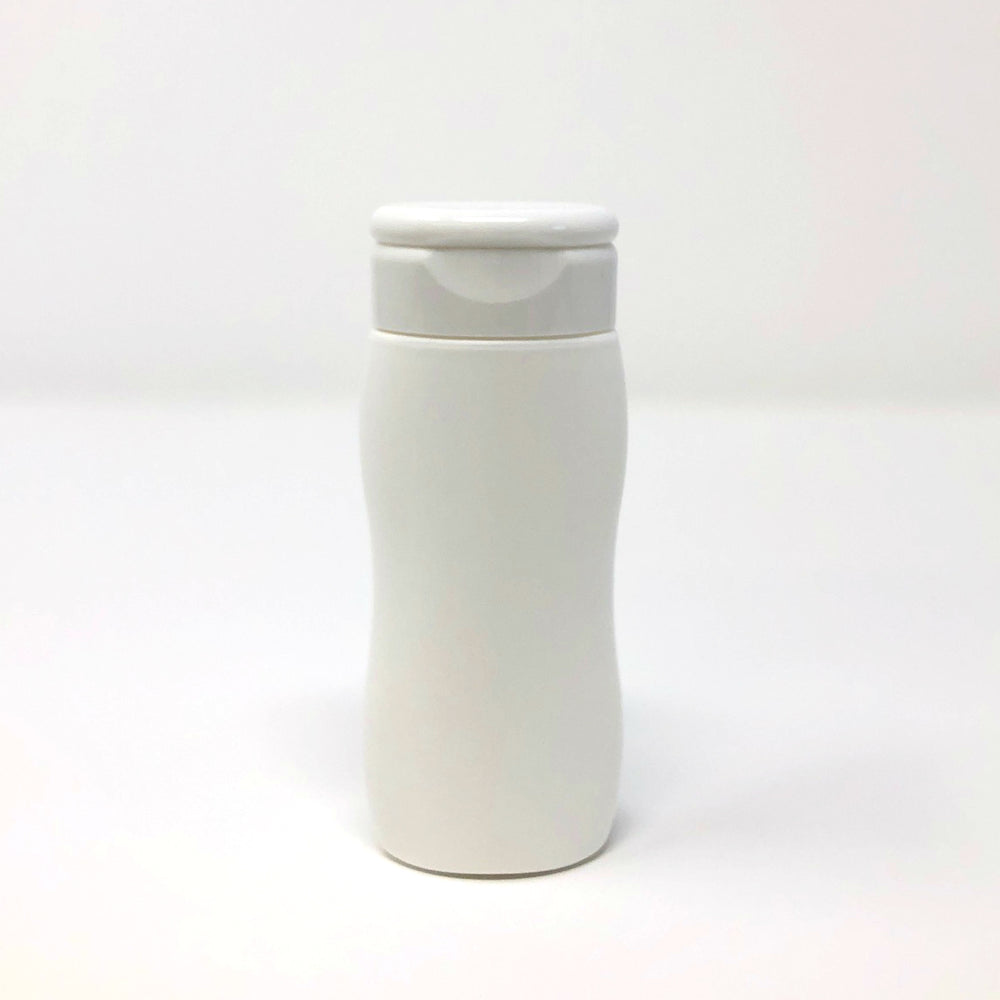 bottle pinch waist snap cap 66ml 22 oz