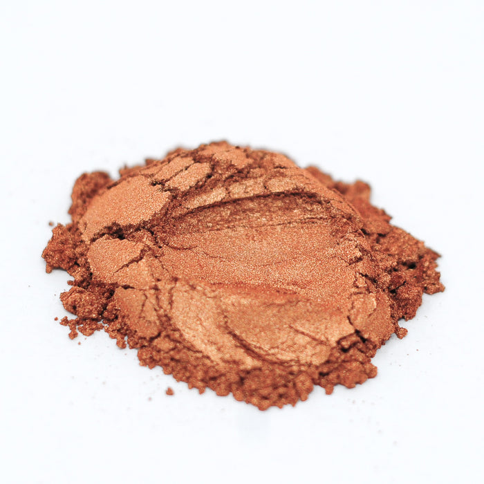 mica toasty copper lustre