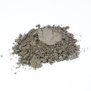 kaolin clay dark gray volcanic