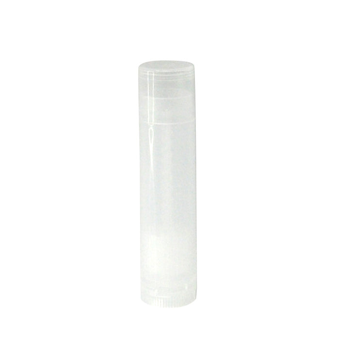 lip balm tube natural