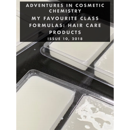 My Favorite Class Formulas: Hair Care Products E-Zine
