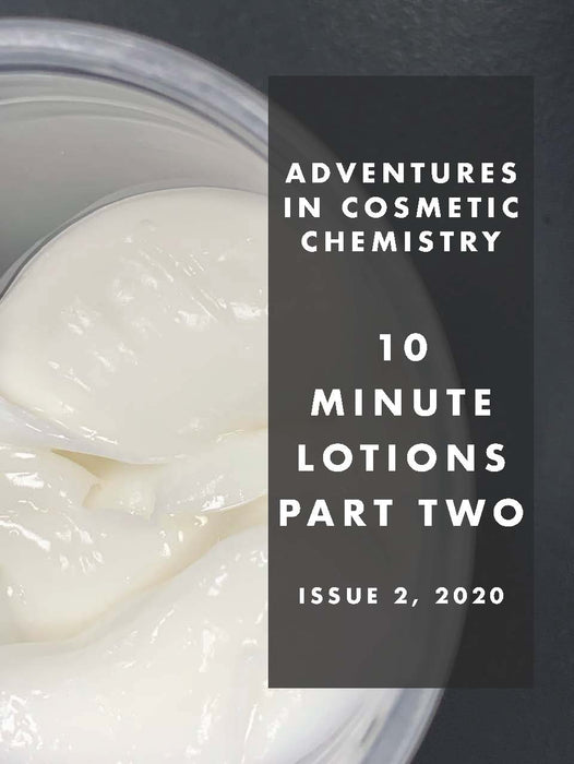 10 Minute Lotions: Part Two e-Zine