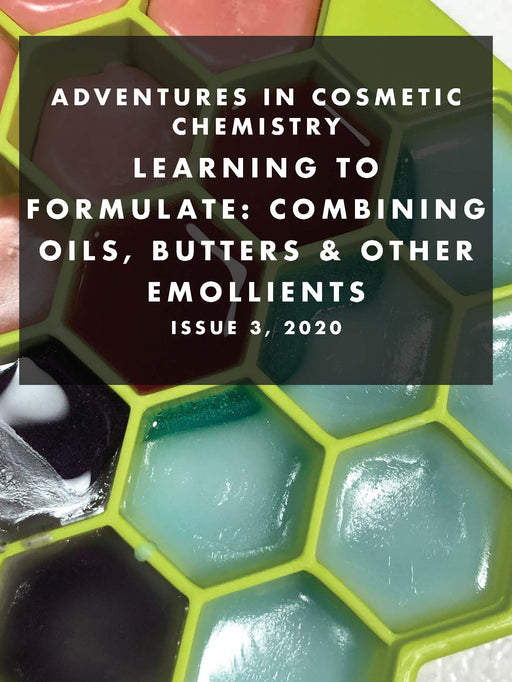 Learning to Formulate: Combining Oils e-Zine