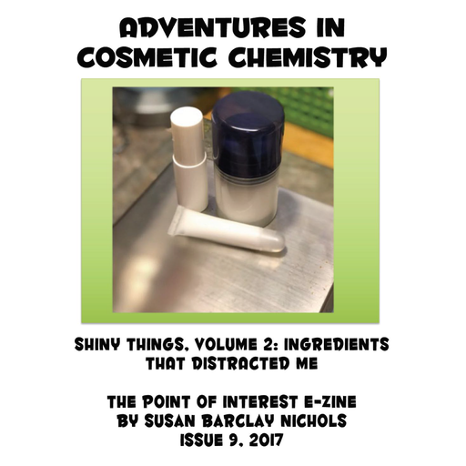 Shiny Things, Volume Two: Things that Distracted Me e-Zine
