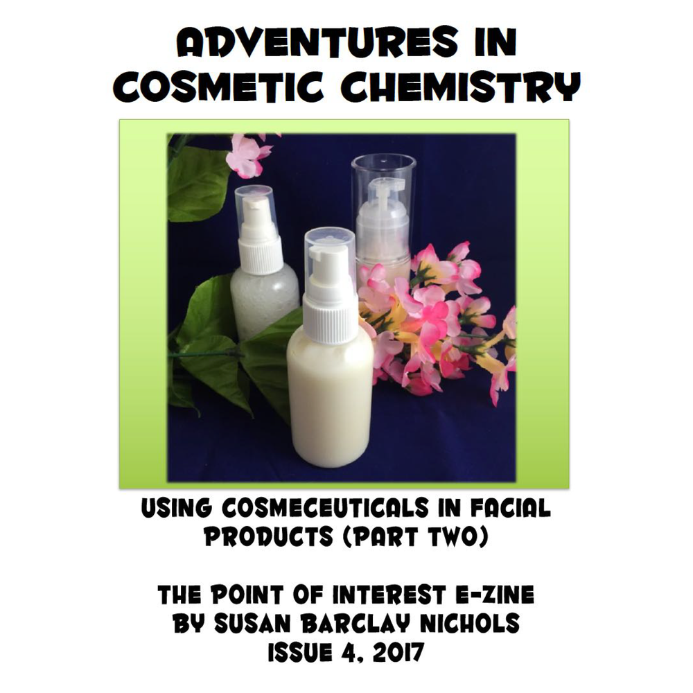 Actives & Cosmeceuticals, Part Two e-Zine