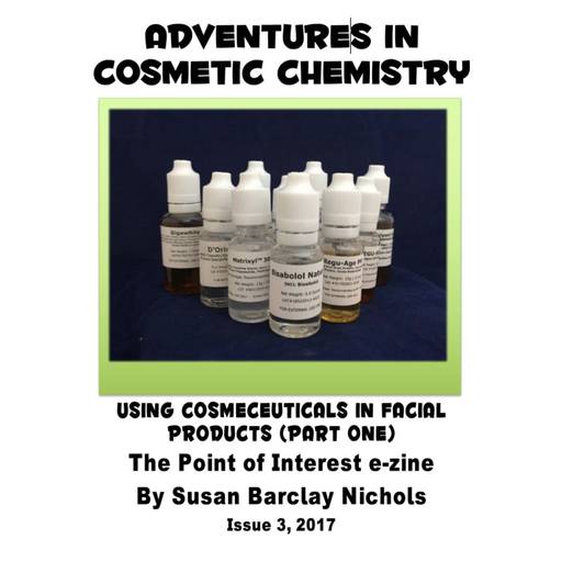Actives & Cosmeceuticals, Part One e-Zine