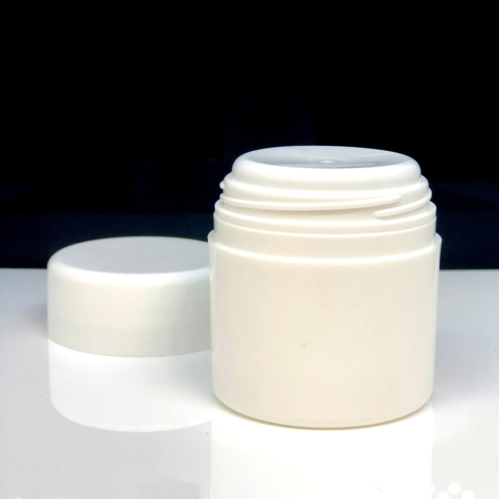 airless jar polypropylene 30ml
