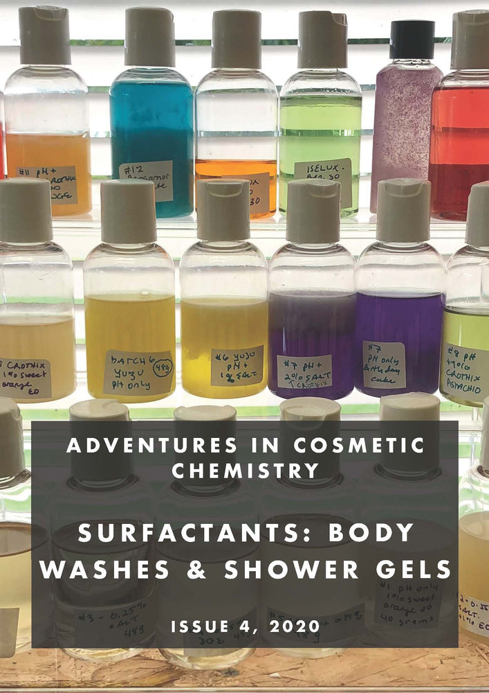 Body Washes and Shower Gels e-Zine