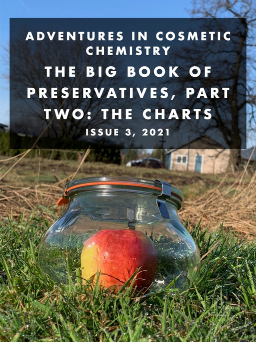 The Big Book of Preservatives, Part Two - The Charts