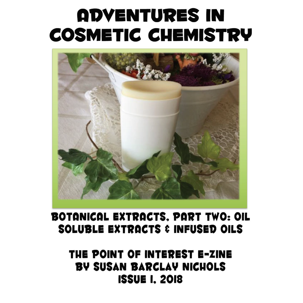 Formulating with Botanical Extracts: Part Two e-Zine